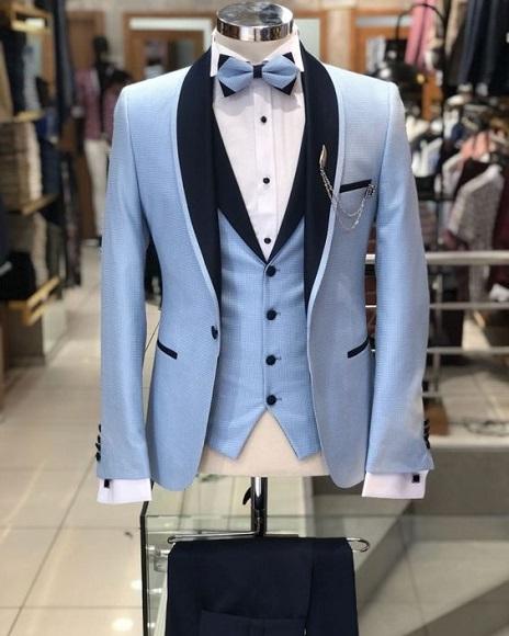 Jas Pria MODEL JAS PENGANTIN PRIA Tren Model Pakaian Pengantin Pria Terbaik,rekomendasi Model,Warna dan Penjahit jas yang di gunakan untuk Acara Pernikahan